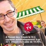 Patrick Mancini comédien - Publicité Cofidis