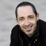 Patrick Mancini Portrait book Comédien